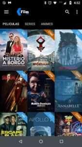 film app plus