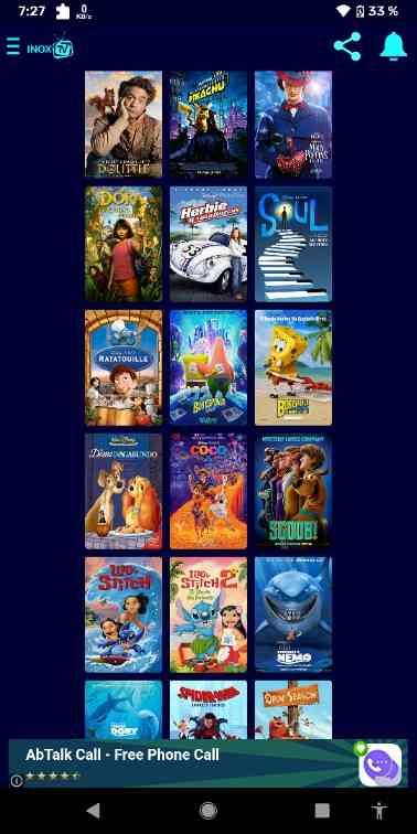 apps para ver películas gratis en android