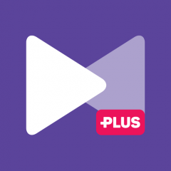 kmplayer plus (divx codec) - video player & music apk