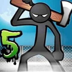descargar anger of stick mod apk
