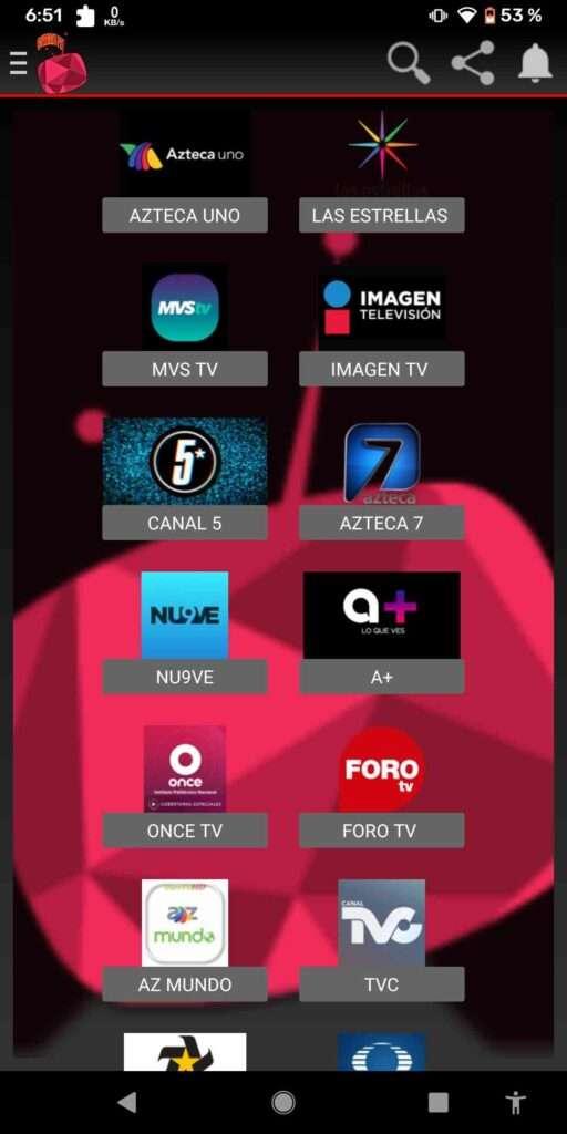 APK para ver TV premium 2021