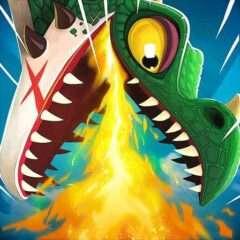 hungry dragon mod dinheiro infinito