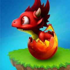 hungry dragon mod apk hack unlimited money and gems 2021